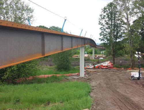 Ridgefield NWR New Pedestrian Bridge
