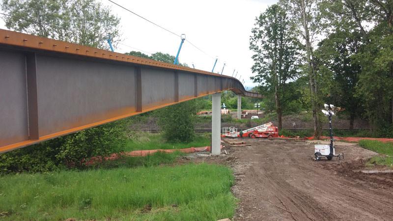 Ridgefield Pedestrian Bridge