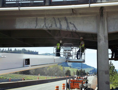 I-84: Mosier WB Connection Bridge Strengthening Project
