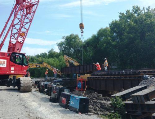 Enid Sub 287.69 – Caldwell, KS Bridge Replacement