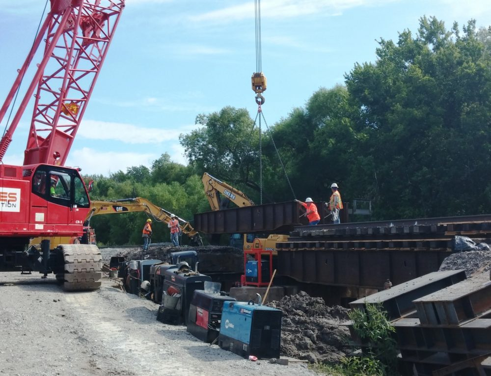 Enid Sub 287.69 – Caldwell, KS Bridge Replacement