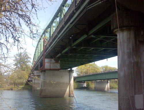 OR126B: Willamette River Bridge Rehabilitation