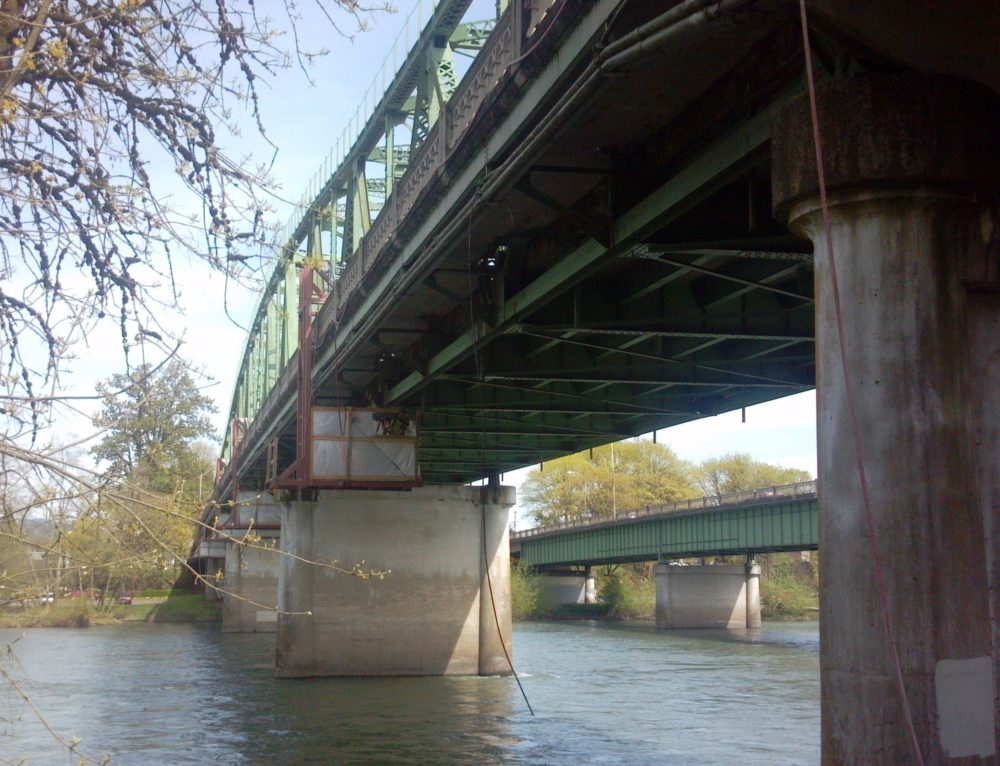 OR126B: Willamette River Bridge Rehabilitation