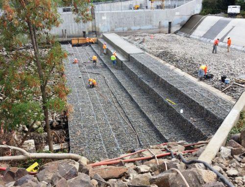Milton-Freewater Nursery Bridge Drop Structure Emergency Repair/Rehab