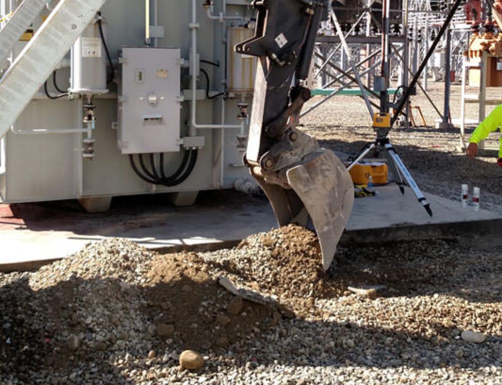 BPA SnoKing Substation Drainage
