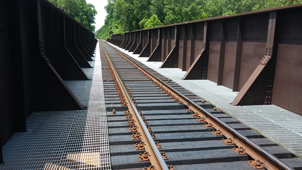 Bridge at Texarkana Railroad Bridge