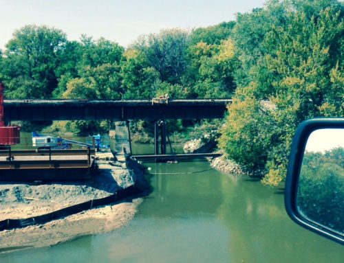 Enid Sub 261.90 – Peck, KS Bridge Replacement