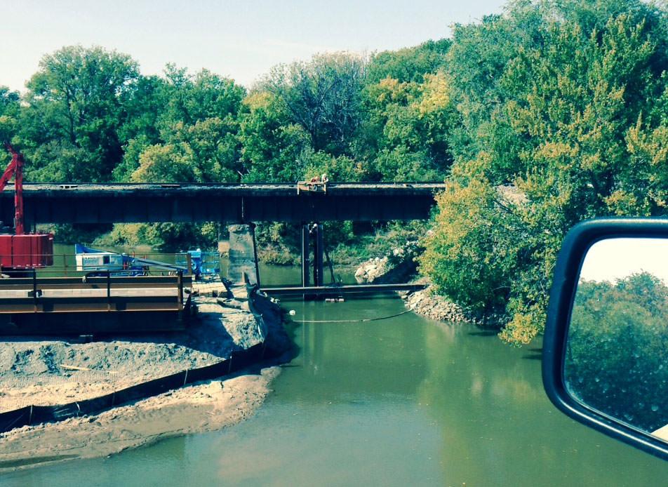 Peck, KS Bridge Replacement