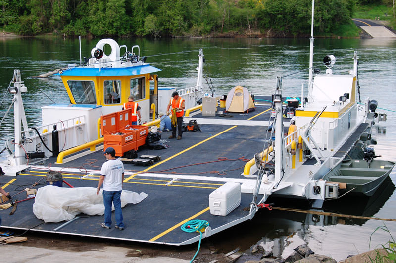 Buena Vista Ferry Replacement