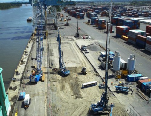 Terminal 6 Wharf Modernization
