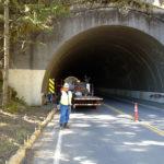 Hurricane Ridge Road Tunnel Repairs