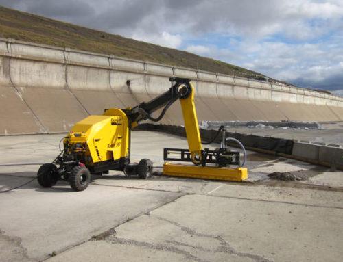 Fort Peck Spillway Repairs