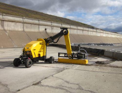 Fort Peck Spillway Repairs