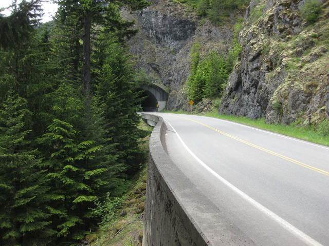 Hurricane Ridge Road Tunnel Repairs