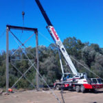 Dry Creek Bridge Crossing