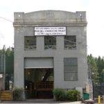 PGE River Mill Dam powerhouse