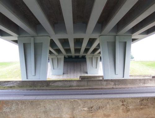 Camas Swale and Saginaw I5 Overpass Bridges