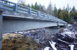 Middle Fork Bridge completed
