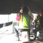Lint Creek Cathodic Repairs