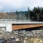 Netherland Road Steel Girder Bridge