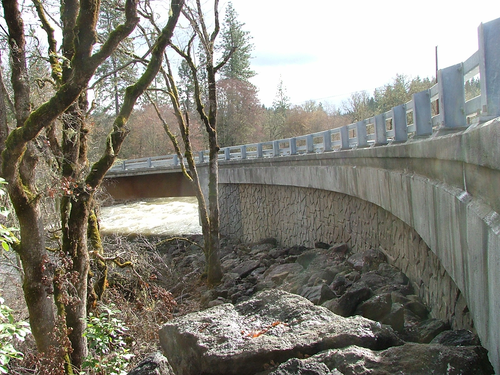 Netherland Steel Bridge